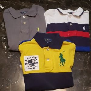 Polo by Ralph Lauren (3 pcs set)
